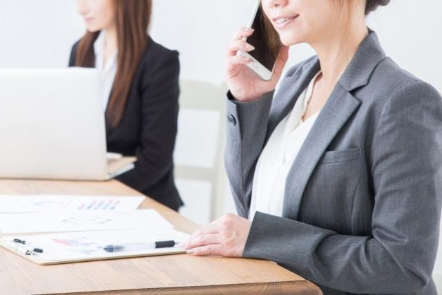 会社員の女性